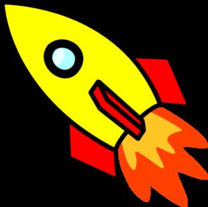 298x297 Missile Clipart Rocket