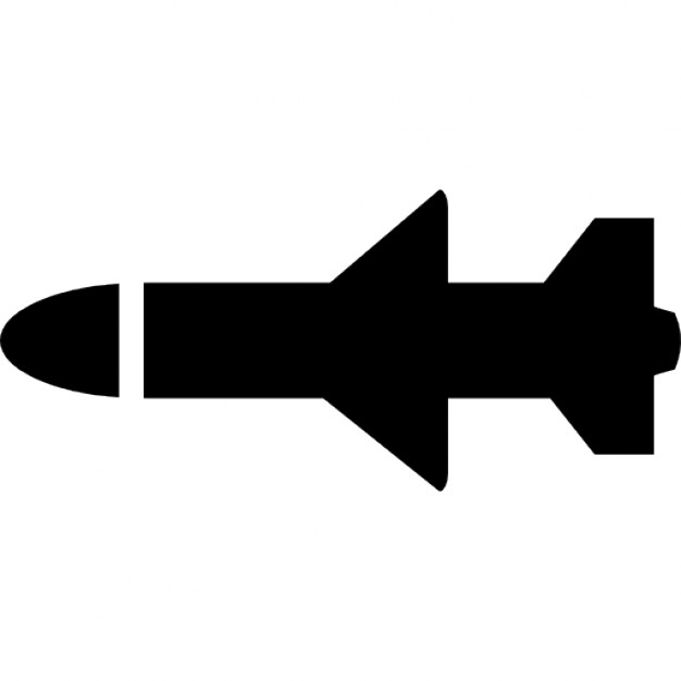 626x626 Missile Clipart War Weapon