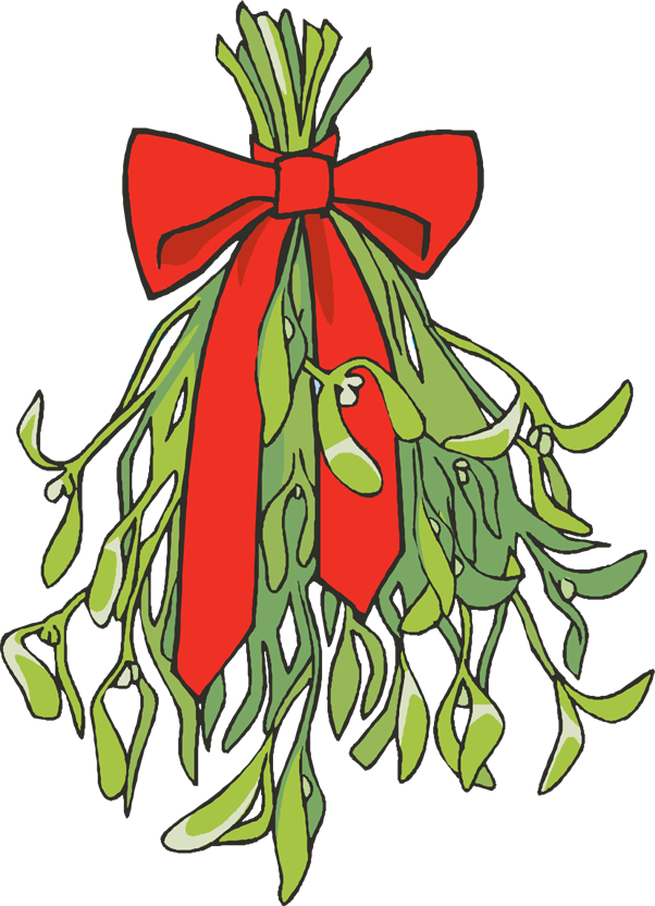 Mistletoe Clipart | Free download on ClipArtMag