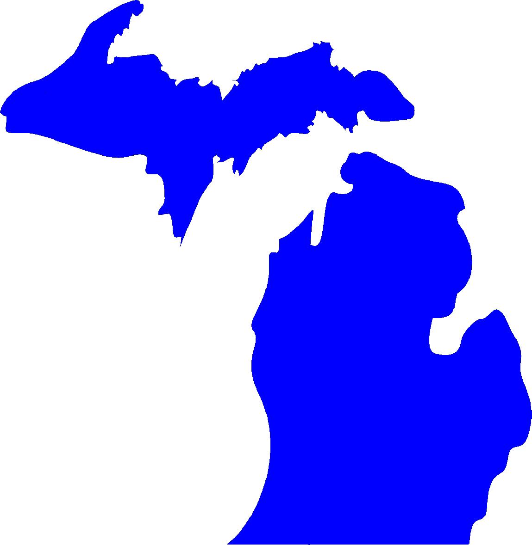 1149x1179 Michigan Mitten Clip Art