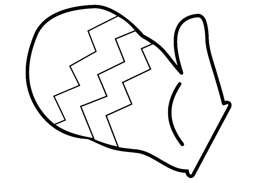 875x620 Best Mitten Clip Art