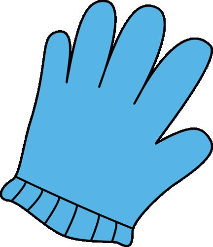 432x500 Glove Clip Art