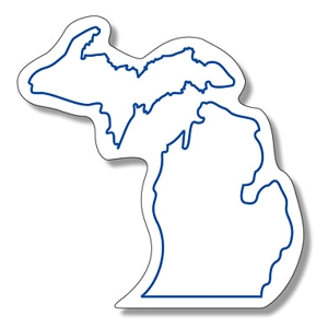 300x300 Michigan Clipart Michigan Mitten