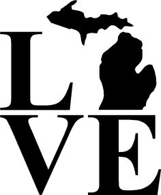 236x286 Michigan Pattern. Use The Printable Outline For Crafts, Creating