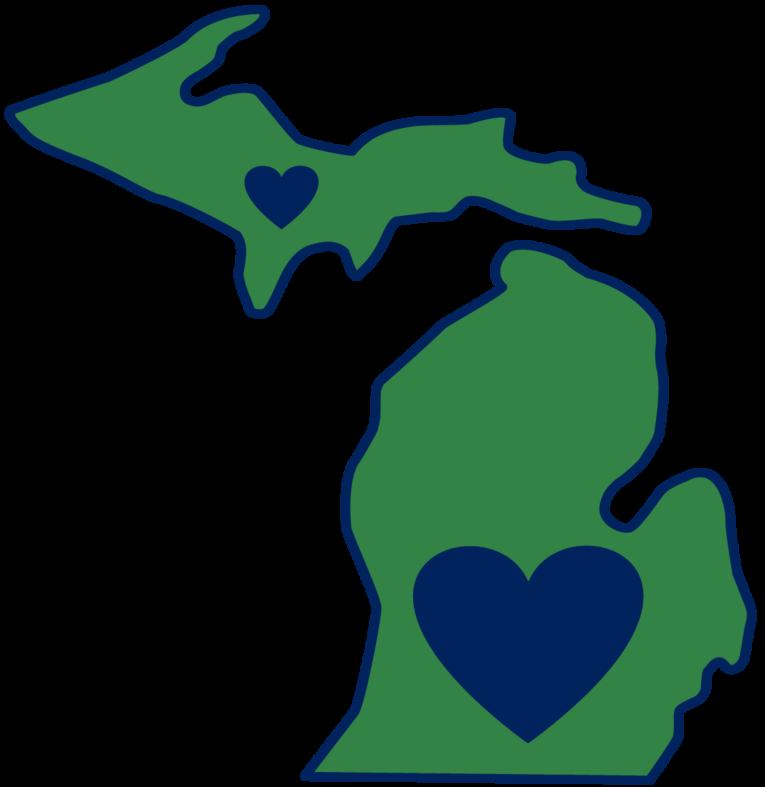 765x787 Michigan State Clipart