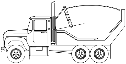 527x270 Cement Truck Clip Art Download
