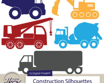 340x270 Cement Mixer Clipart Etsy
