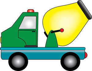 300x231 Free Cement Mixer Clipart Image 0515 1005 2102 5019 Car Clipart
