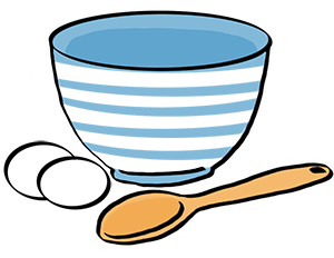 Mixing Bowl Clipart | Free download on ClipArtMag