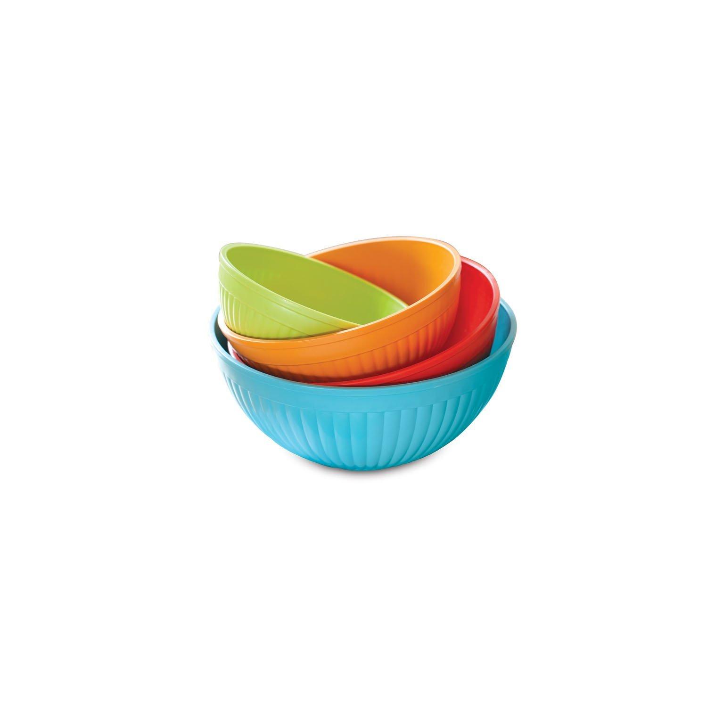 1500x1500 Nordic Ware 4 Piece Prep N Serve Mixing Bowl Set, 2