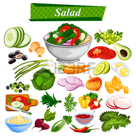 450x450 Healthy Salad Clipart, Explore Pictures