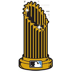 256x256 Trophy Clipart Mlb World Series