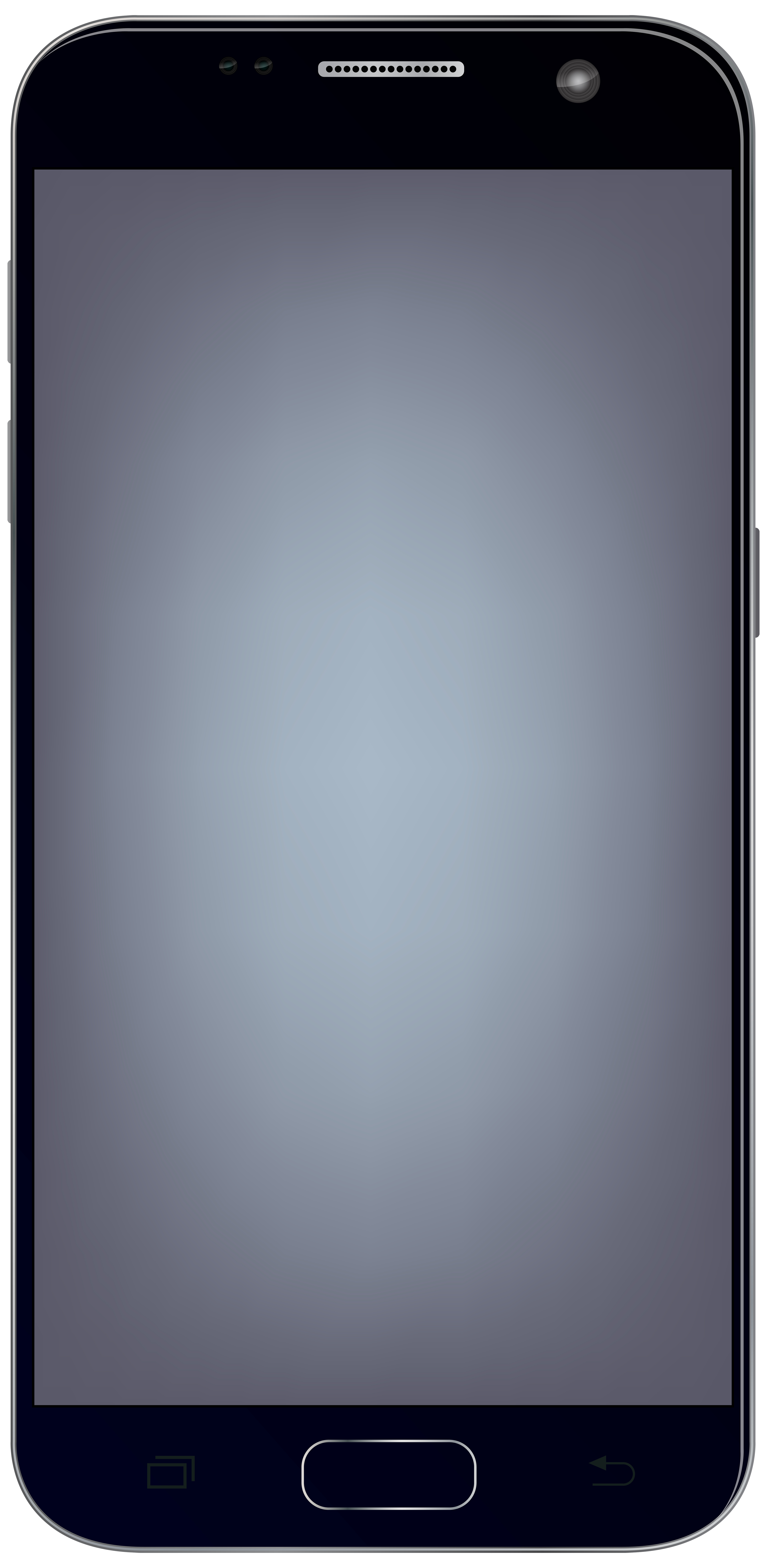 3911x8000 Large Smartphone Png Clip Art Image