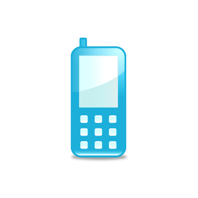 400x400 Mobile Phone Icons Number Free Icons