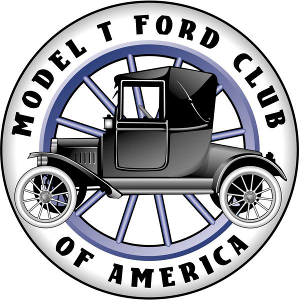 598x600 Model T Ford Club Decals Model T Store