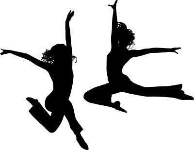 400x309 Dancer Clipart Contemporary
