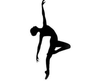 340x270 Ballet Clipart Contemporary Dancer