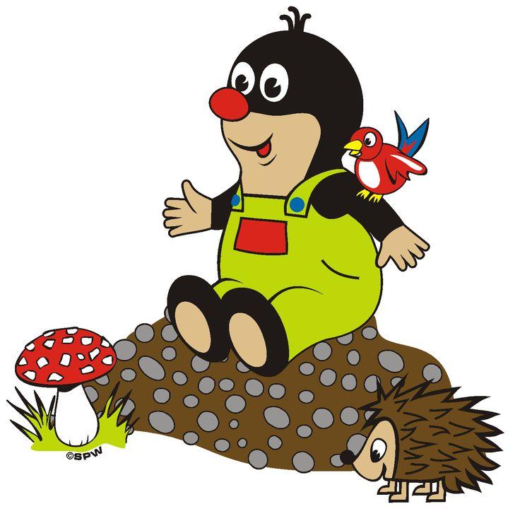 Mole Clipart