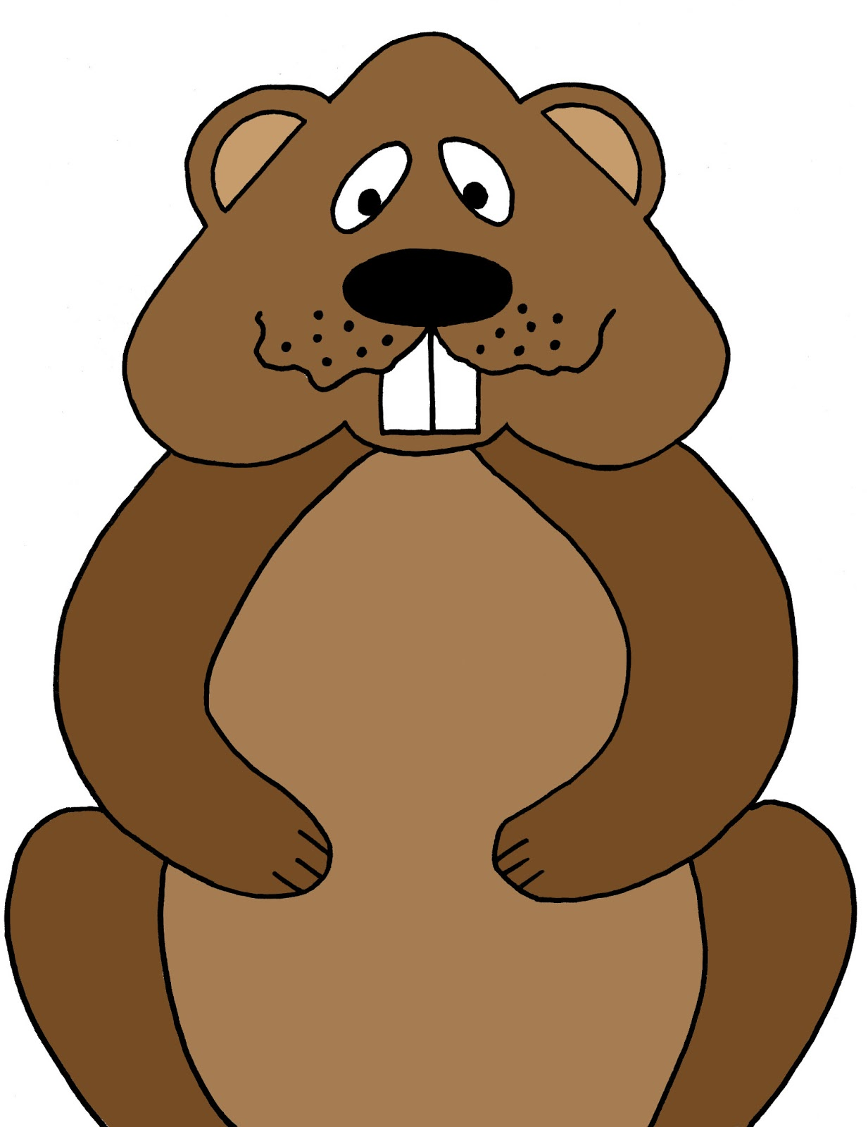 1233x1600 Groundhog Clip Art Many Interesting Cliparts