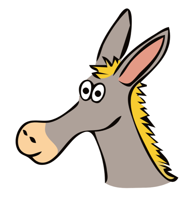 661x700 Mule Clipart Collection