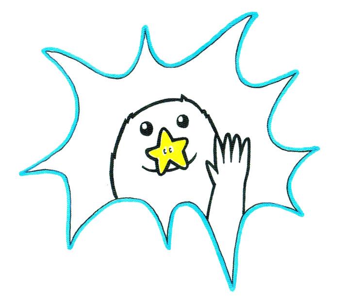 713x634 Star Nosed Mole Cliparts