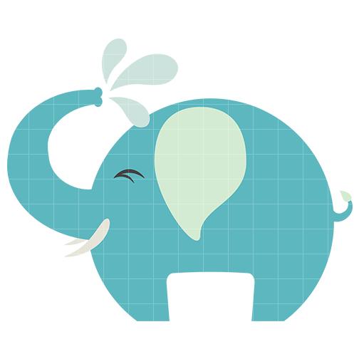 504x504 Elephant Clip Art Free Download Clipart Images