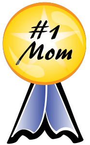 186x299 Number One Mom And Dad Clip Art Cliparts