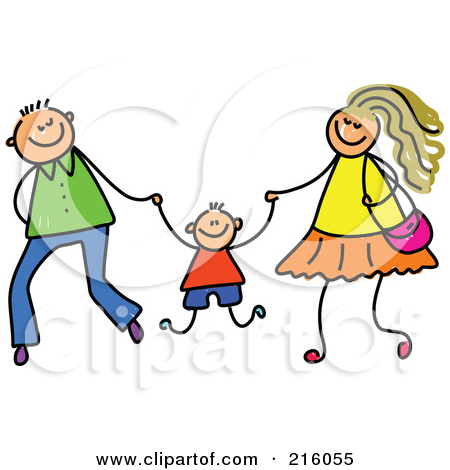 450x470 And Mom Baby Dad Sqesw Clipart