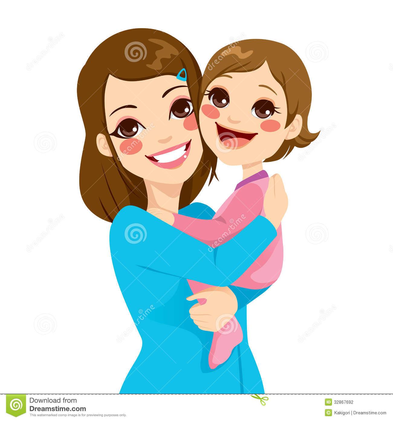 1300x1390 Mother Cartoon Clipart