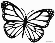 236x185 The First Stencil Shaped Like A Monarch Butterfly. Description