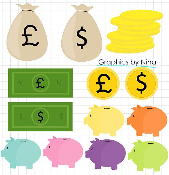 Money Background Clipart