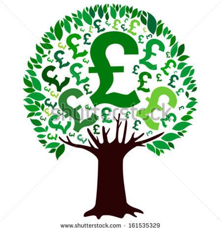 450x470 Money Clipart Money Tree