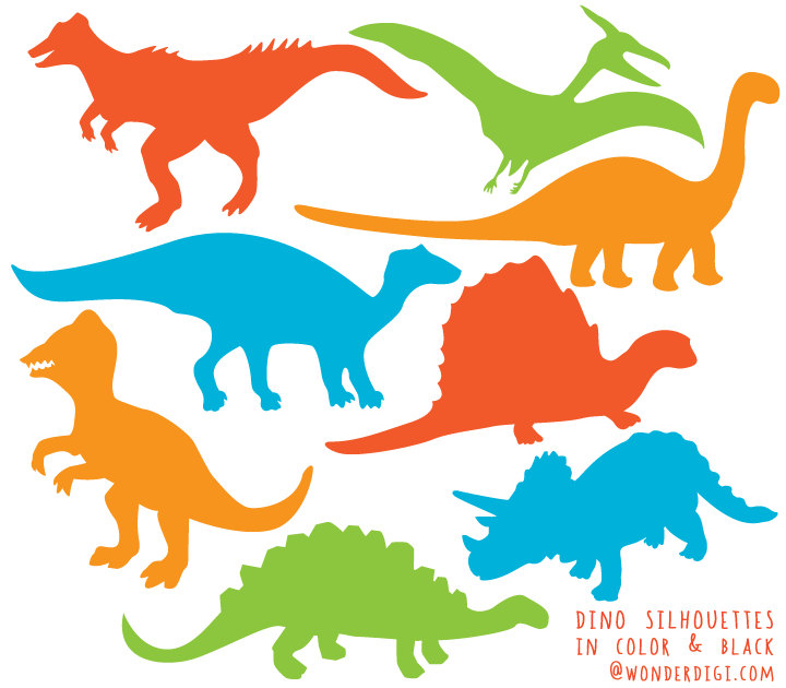 720x630 Dinosaur Clipart