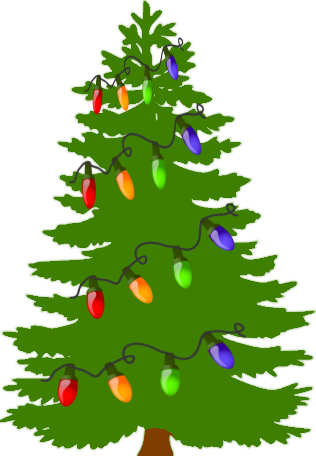 650x936 Graphics For Christmas Tree No Background Graphics Www