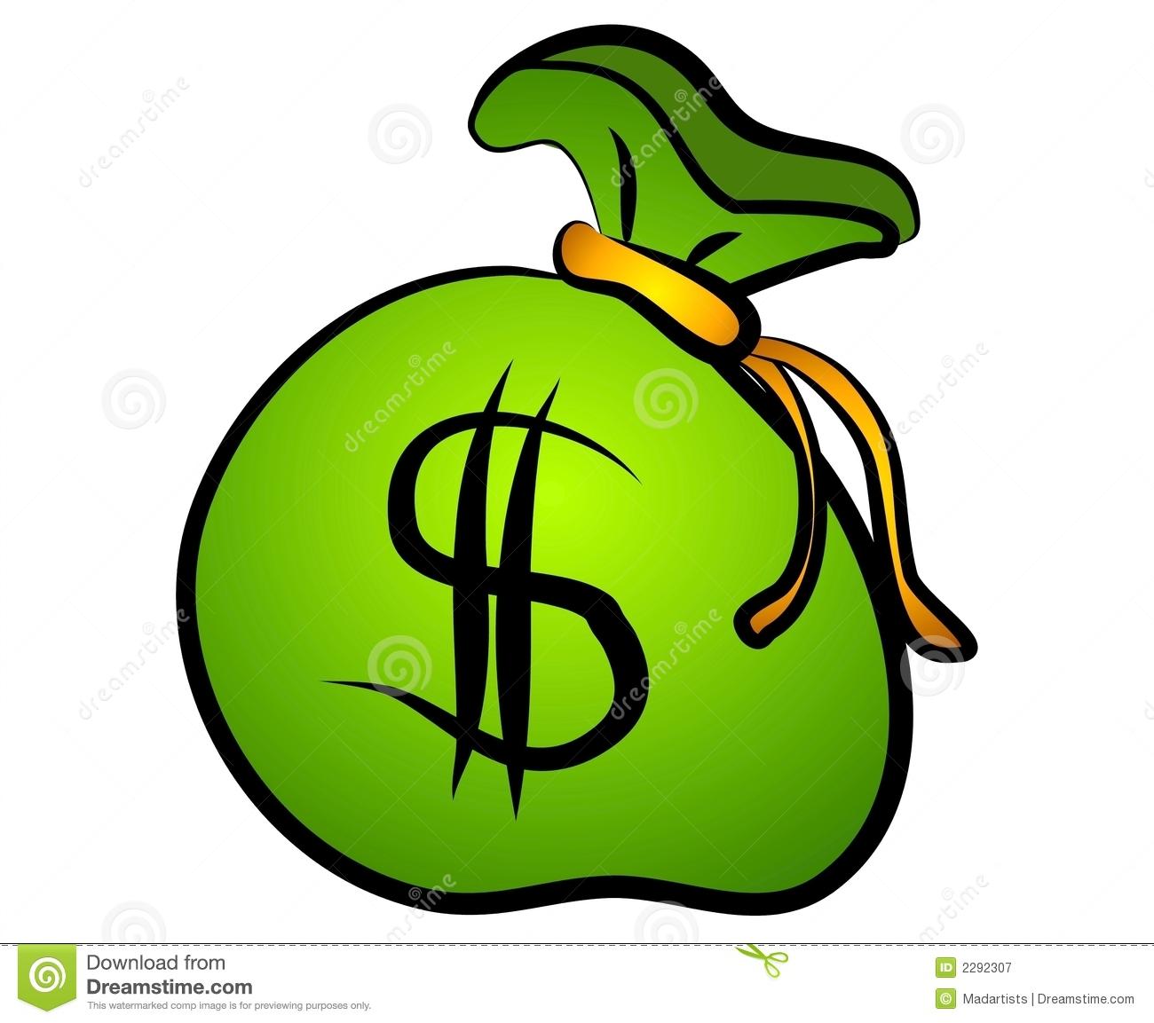 1300x1153 Gold Clipart Bag Money
