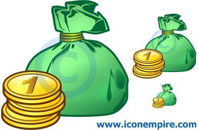 390x256 Money Cliparts