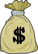 134x190 Free Money Clipart