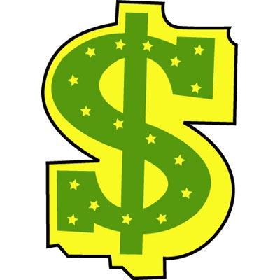 400x400 Free Money Clipart