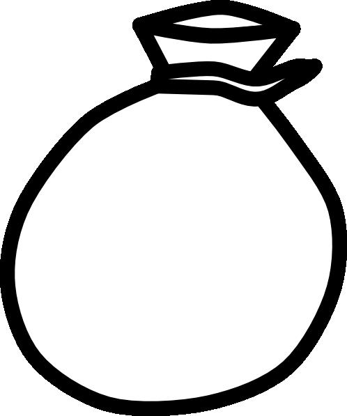 498x597 Bag Clip Art