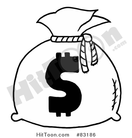 450x470 Money Clipart