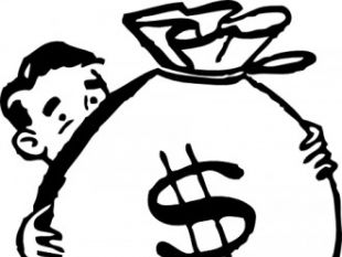 310x233 Money Bag Vector Art free vectors UI Download