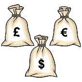 170x170 Money Bags Clip Art