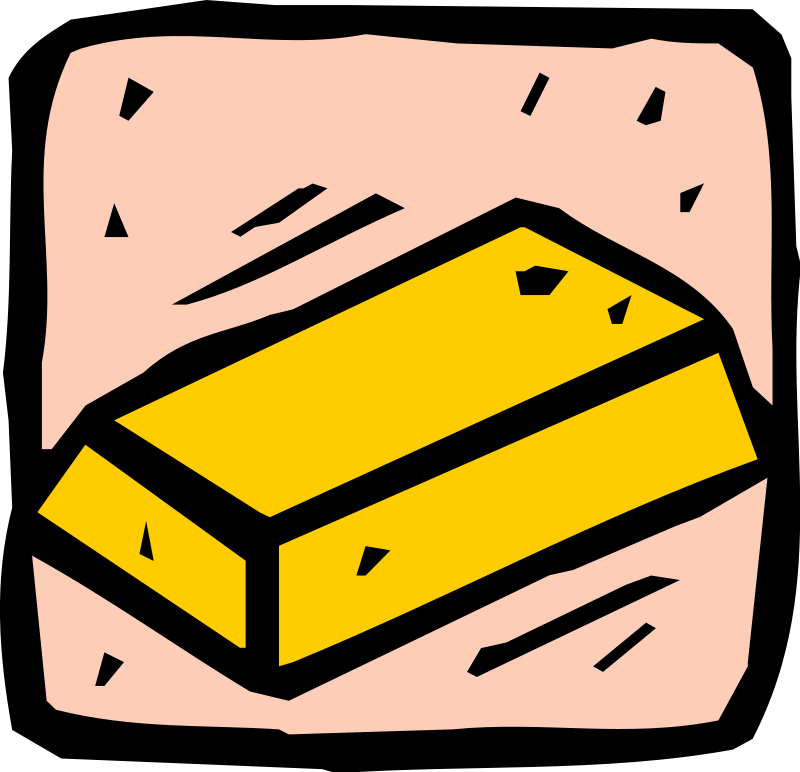 800x772 Gold Bars Free Money Clipart Org