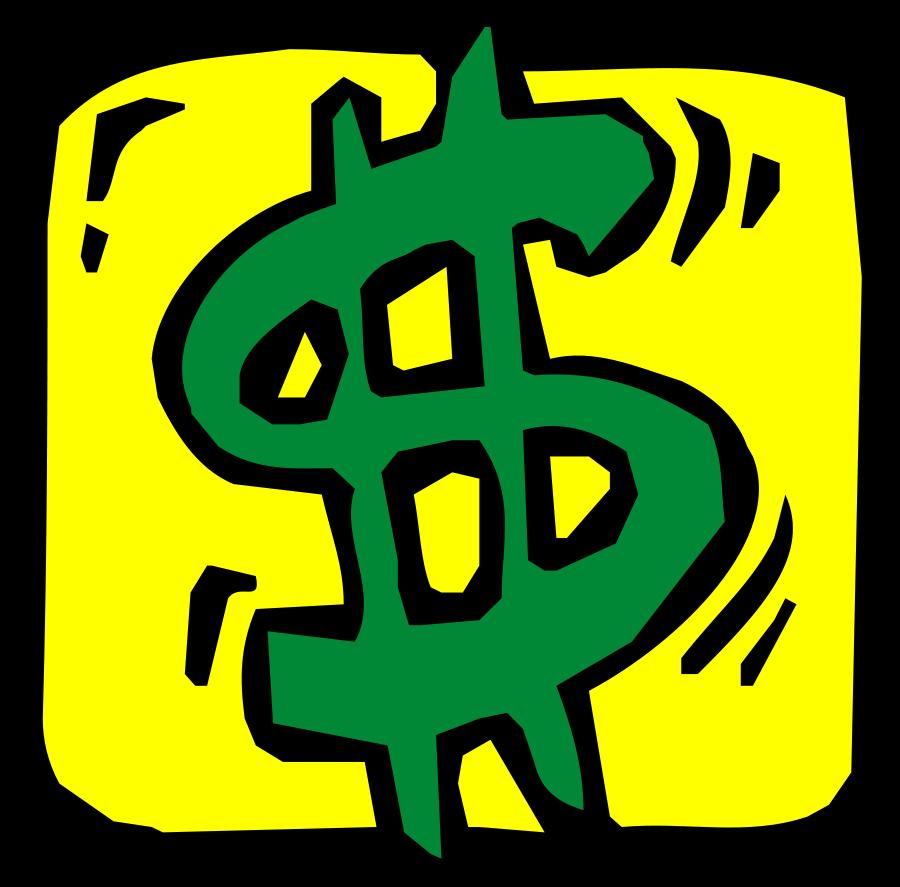 900x887 Free Money Clip Art