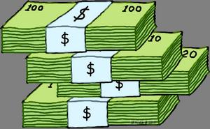 300x185 Money Clip Art