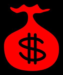 252x297 Money Clip Art