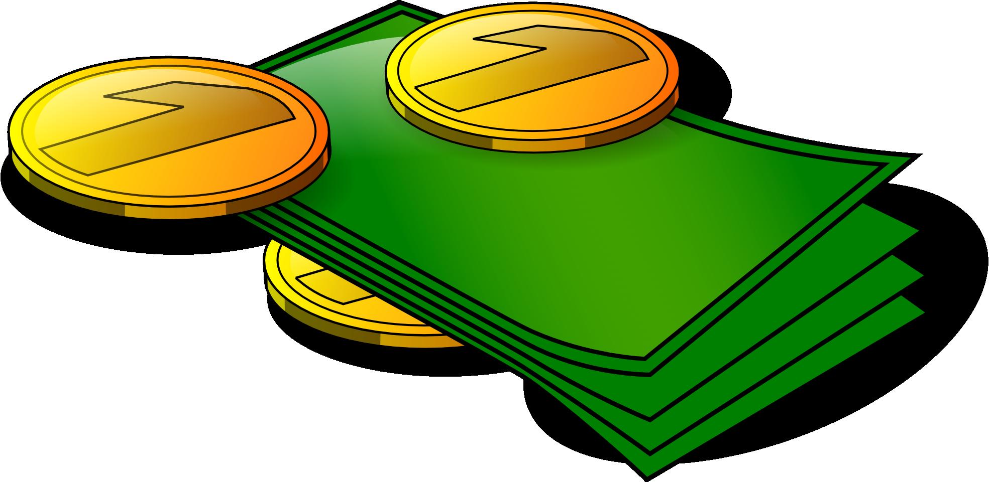 1969x961 Money Clipart Transparent Background