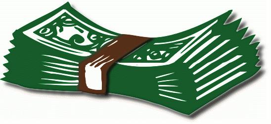 548x251 Money Clipart Transparent Background Free 2