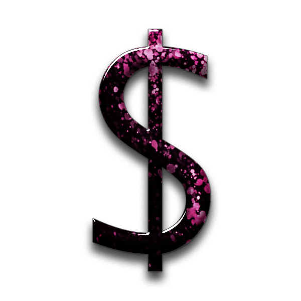 600x600 Dollar Sign Transparent Background