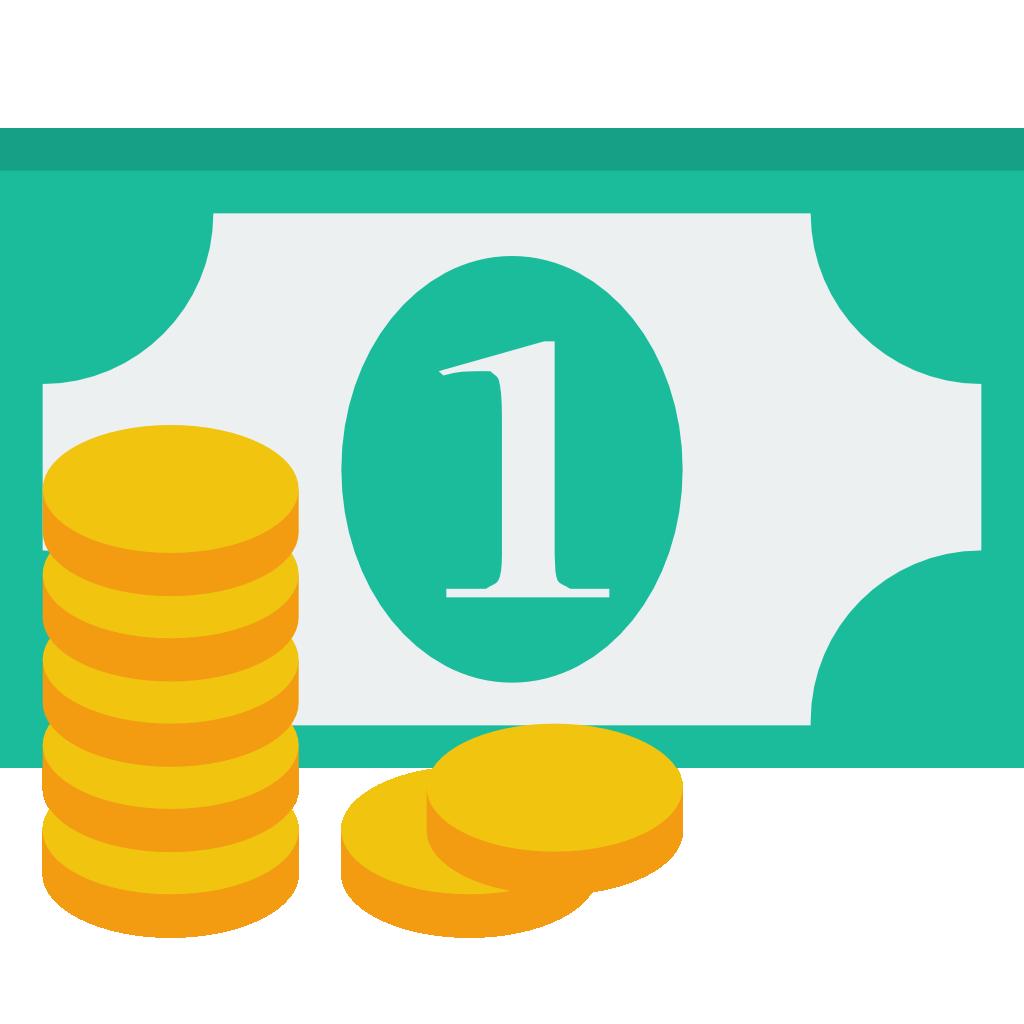 1024x1024 Money Icon Small Amp Flat Iconset Paomedia